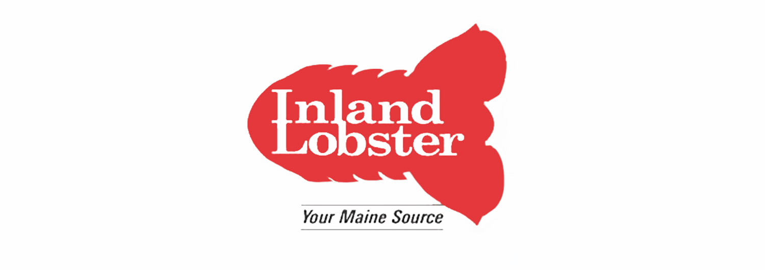 Inland Lobster Logo, Maris Seafoods Partner