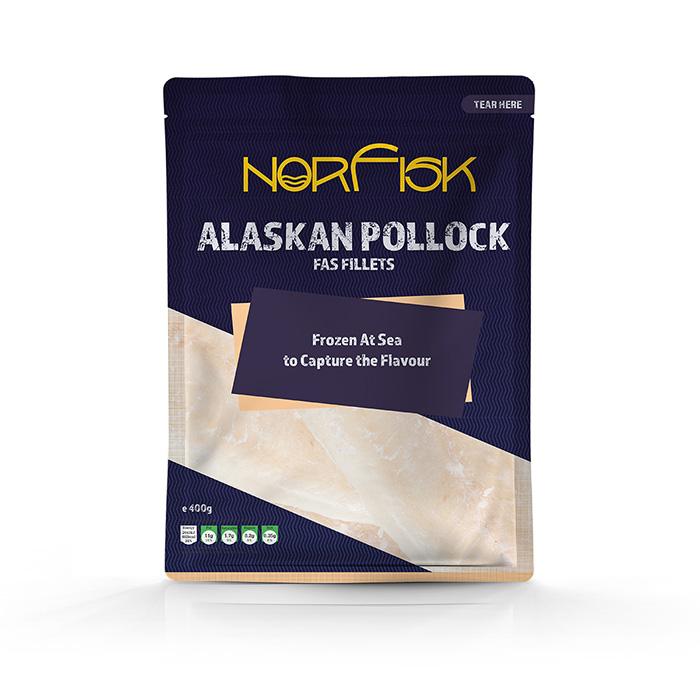Maris Seafoods, norfisk, alaskan pollock fillets