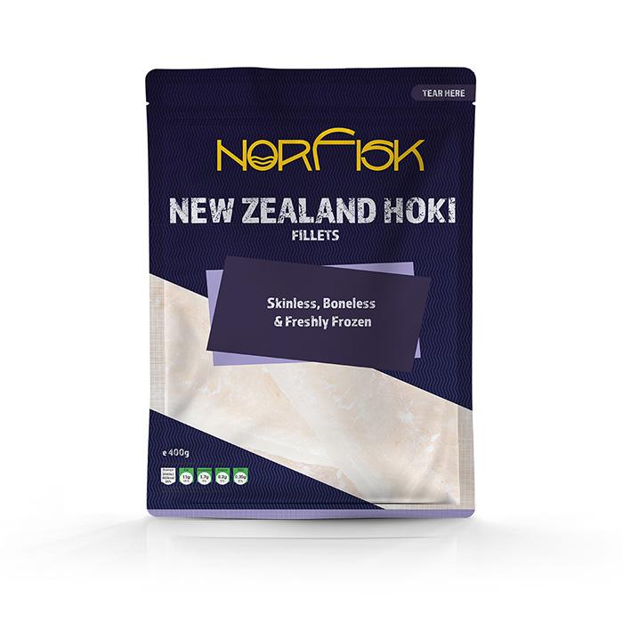 Maris Seafoods, Norfisk, Hoki Fish