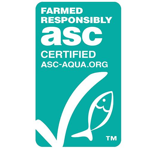 ASC certified, Maris Seafoods