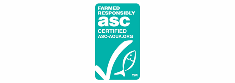 ASC logo, maris seafoods